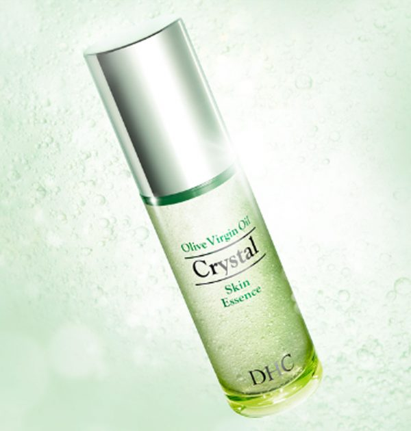 New DHC Olive Virgin Oil Crystal Skin Essence 50ml Made in Japan