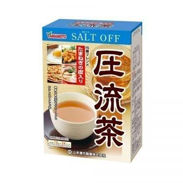 YAMAMOTO Mixed Herbal Tea Salt Off Made in Japan