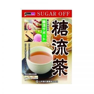 YAMAMOTO Mixed Herbal Tea Sugar Off Made in Japan
