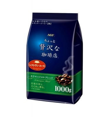 AGF Maxim Little Luxury Kilimanjaro Blend Coffee 1000g Made in Japan