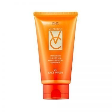DHC VC Face Wash Vitamin C Made in Japan