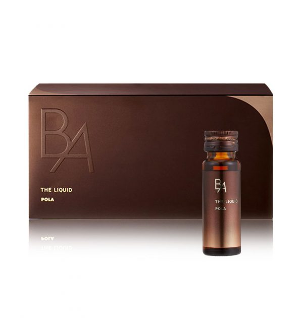 POLA BA The Liquid Beauty Collagen Drinks Made in Japan