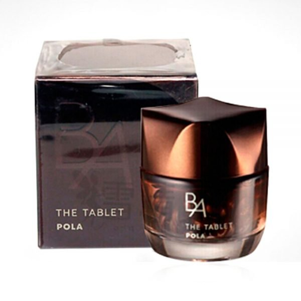 POLA BA The Tablets Beauty Collagen 60 Tablets Made in Japan
