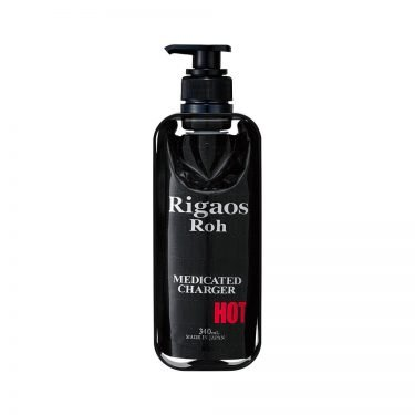 RIGAOS Medicated Scalp Care Charger Treatment Made in Japan