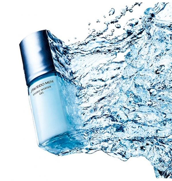 SHISEIDO MEN Hydro Master Gel Hydrate Made in Japan