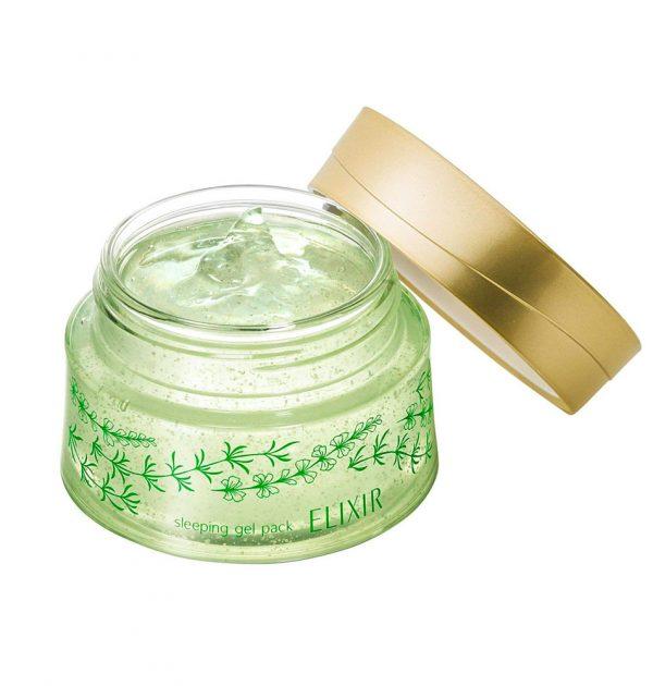 SHISEIDO Superieur Elixir Sleeping Gel Pack WN Made in Japan