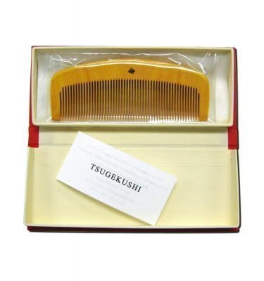 Tsugekushi Orienex Hand Made Comb Hair Brush Made in Japan