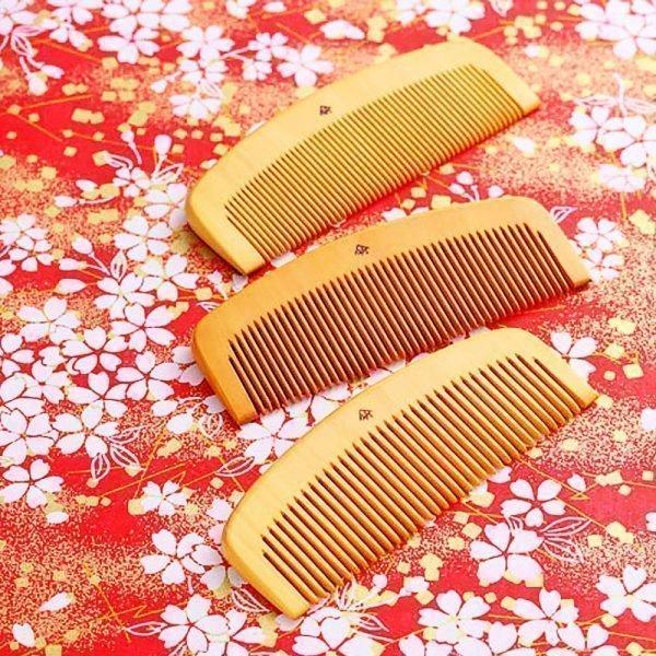 Tsugekushi Orienex Hand Made Comb Hair Brush Made in Japan
