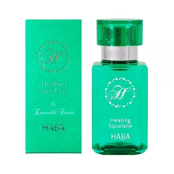 HABA Healing Squalane Emerald Forest 30ml Made in Japan