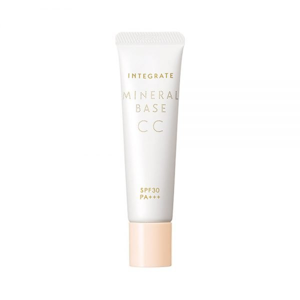 INTEGRATE by Shiseido Mineral Base CC Made in Japan
