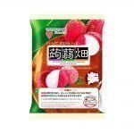 Mannan Life Konyakubatake Konjac Lychee Jelly Diet Dietary Fiber Made in Japan