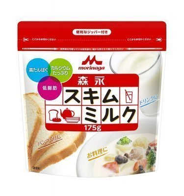 Morinaga Skim Milk Powder Made in Japan