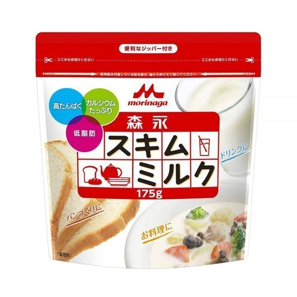 Morinaga Skim Milk Powder Made in Japan