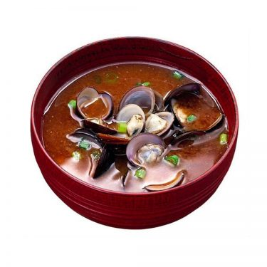 NAGATANIEN Miso Soup 3 Servings Made in Japan