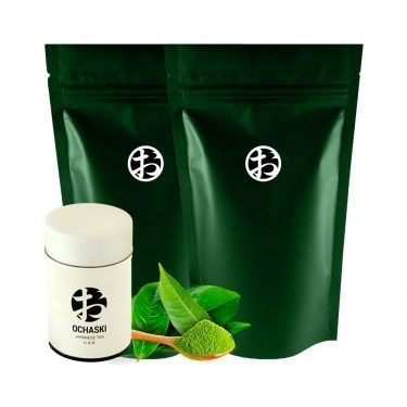 OCHASKI Organic Kyoto Premium Ceremonial-Grade Matcha Made in Japan