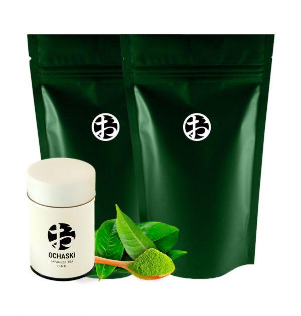 OCHASKI Organic Kyoto Premium Ceremonial-Grade Matcha Made in Japan