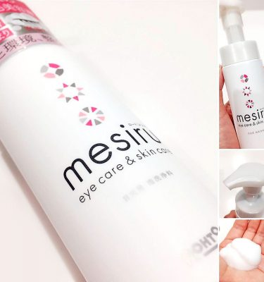ROHTO Mesiru Eye Skin Care Shampoo Made in Japan