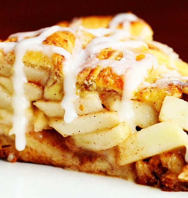 Umaibo Dagashi Snack Cinnamon Apple Pie