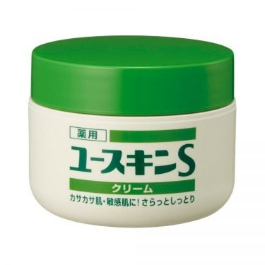 YUSKIN S-Series Medicated Body Moisturising Cream for Dry Sensitive Skin Made in Japan