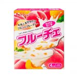HOUSE Lactic Acid Bacteria Fruit Mango Pudding Dessert Made in Japan