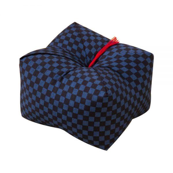 Japanese Sobagara Buckwheat Husk Cushion & Pillow Made in Japan