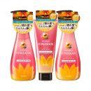 KRACIE Himawari Dear Beaute Oil in Shampoo + Conditioner + Treatment Gloss & Repair Made in Japan