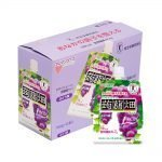 MANNANLIFE Konyakubatake Konjac Grapes Jelly Diet Dietary Fiber Made in Japan