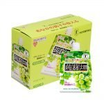MANNANLIFE Konyakubatake Konjac Muscat Grapes Jelly Diet Dietary Fiber Made in Japan