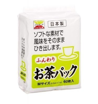 OCHAPACK Disposable Filter Bags for Loose Tea Made in Japan