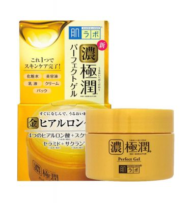ROHTO Hada Labo Gokujyun Hyaluronic Perfect Gel Made in Japan