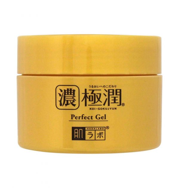 ROHTO Hada Labo Gokujyun Hyaluronic Perfect Gel Made in Japan