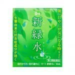 ROHTO Shinryokusui Eye Discharge Eye Drops Made in Japan