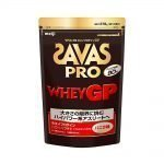 SAVAS Pro Whey GB Protein Made in Japan
