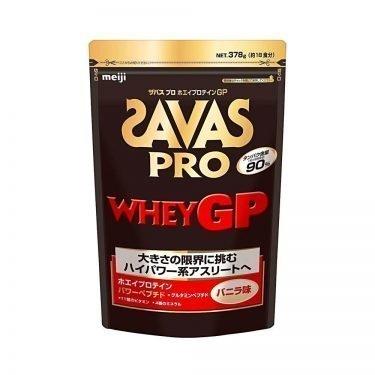 SAVAS Pro Whey GB Protein Made in Japan