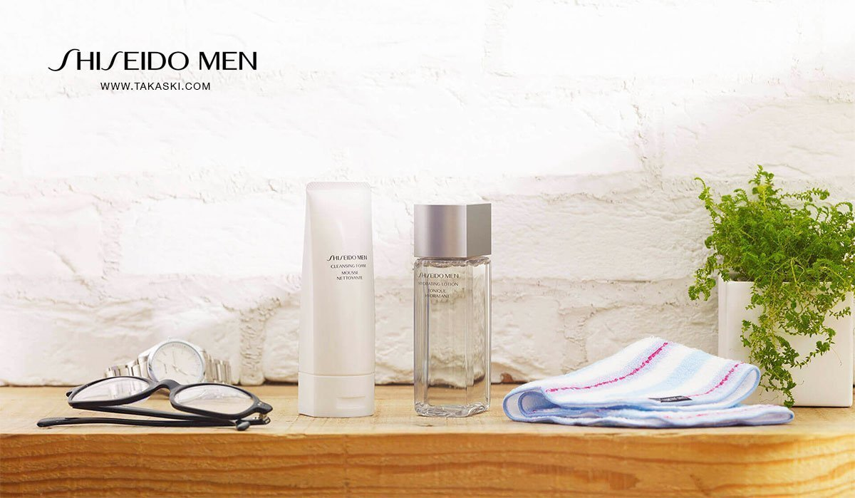 Shiseido Men Made in Japan