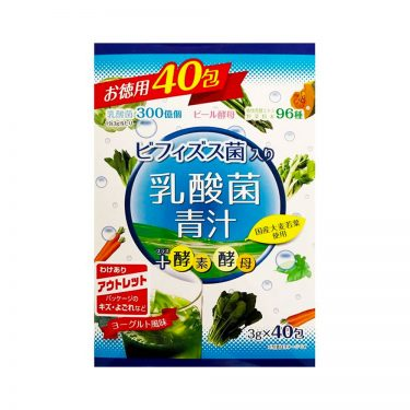 YUWA Lactobacillus Aojiru Euphemia Bacteria Made in Japan