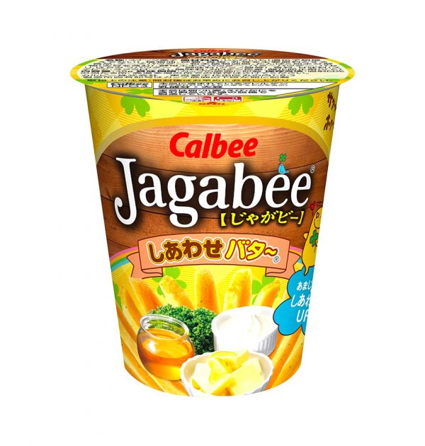 CALBEE Jagabee Happy Honey Butter Made in Japan