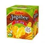 CALBEE Jagabee Light Salt Made in Japan