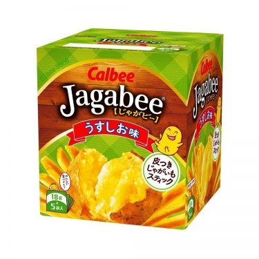 CALBEE Jagabee Light Salt Made in Japan