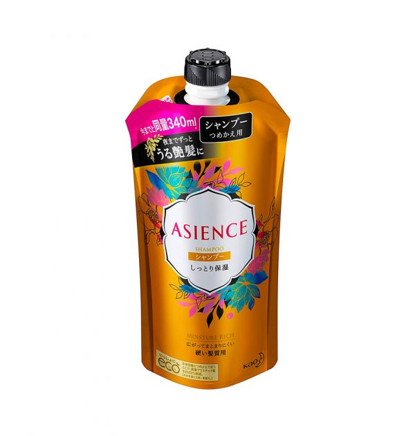 KAO Asience Inner Rich Moist Type Shampoo Refill