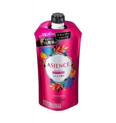 KAO Asience Volume Rich Shampoo REFILL Made in Japan