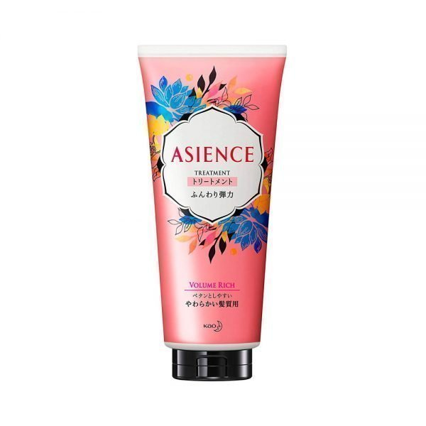 KAO Asience Volume Rich Treatment Made in Japan
