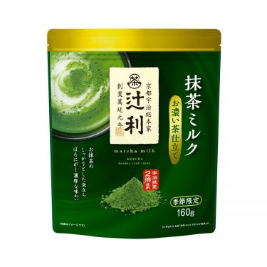 KATAOKA Tsujiri Matcha Milk Koicha Double Rich Taste Made in Japan
