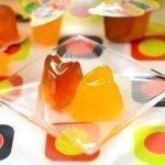 MANNALIFE Konyakubatake Konjac Orange Jelly Diet Dietary Fiber Made in Japan