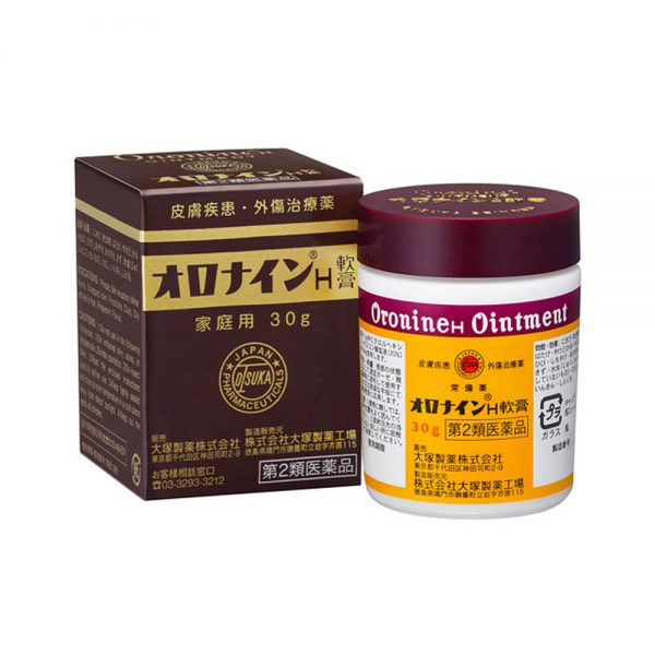 OTSUKA Oronine H Ointment 30g Made in Japan