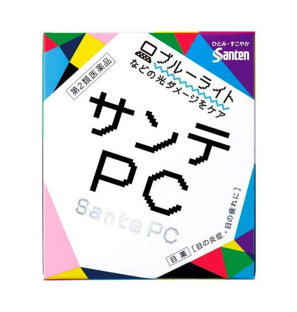 SANTEN Sante PC Computer Blue Light Eye Drop Made in Japan