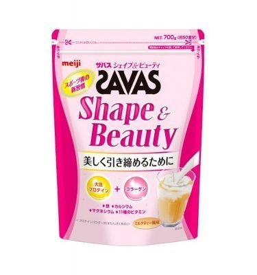 SAVAS Shape and Beauty Collagen Supplement Made in Japan