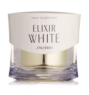 SHISEIDO Superiure Elixir White Reset Brightenist Made in Japan