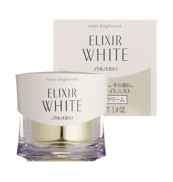 SHISEIDO Superiure Elixir White Reset Brightenist Made in Japan