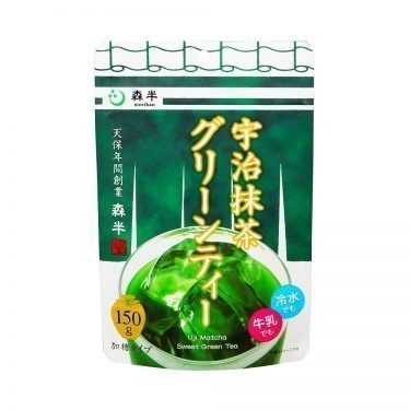 MORIHAN Uji Matcha Sweet Green Tea Made in Japan